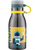 Подарок Бутылка Contigo Maddie Kids Water Bottle (Charcoal) 350 ml