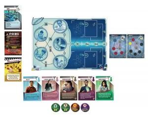 фото Настольная игра 'Пандемия: В лаборатории' (дополнение) #2