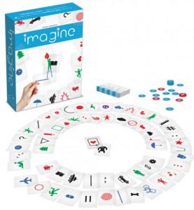 фото Настільна гра 'Геометрія уяви (Imagine)' #9