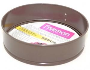 Разъемная форма для выпечки пирога Fissman 26 x 6,8 см (BW-5589.26)
