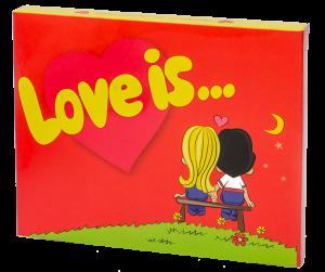 Подарок Шоколадный набор 'Love is' Мини