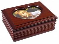 Подарок Шкатулка для украшений King Wood (1513M)