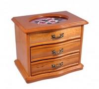 Подарок Шкатулка для украшений King Wood (2539A)
