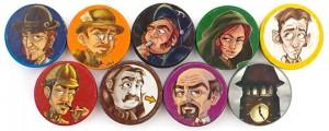 фото Настольная игра 'Mr. Jack (Мистер Джек)' #2