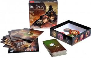 фото Настольная игра Hurrican 'Mr. Jack pocket (Карманный Мистер Джек)' (04010) #5