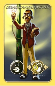 фото Настольная игра Hurrican 'Mr. Jack in New York (Мистер Джек в Нью-Йорке)' (03006) #6