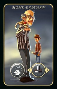 фото Настольная игра Hurrican 'Mr. Jack in New York (Мистер Джек в Нью-Йорке)' (03006) #7