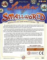 Настольная игра 'Small World: Leaders (Маленький мир: Лидеры)' дополнение к игре