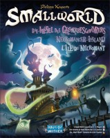 Настольная игра 'Small World: Necromanser Island (Маленький мир: Остров некроманта)' дополнение к игре