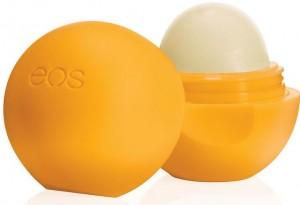Подарок Бальзам для губ EOS мандарин