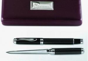 Набор настольный Pierre Cardin: ручка, нож для бумаг (PR2411)