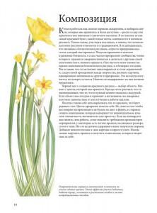 фото страниц Портреты цветов от А до Я. Практическое руководство по рисованию акварелью #4