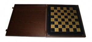 фото Шахматы 'Мушкетеры' в деревянном футляре синие (S12BLU) #3