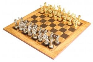 Шахматы 'Оливковый совет' (SE10)