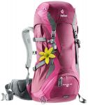 Рюкзак Deuter Futura 24 SL blackberry-magenta