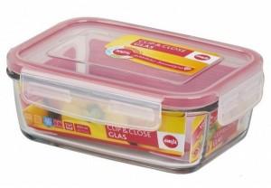 Стеклянный контейнер Emsa Clip&Close 390 мл (EM508107)