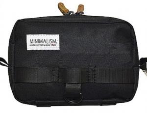 Сумка Tict Minimalism Middle Pouch черная (7115012)