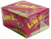 фото Блок жвачек 'Love is...' (вишня-лимон) #3