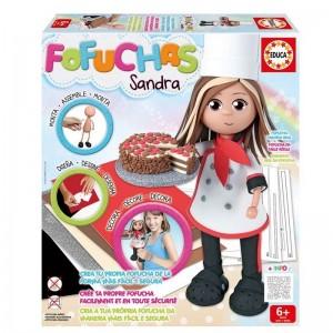 Набор для творчества Educa 'Кукла Фофуча Сандра' (EDU-16854)
