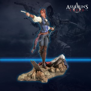 фигурка Статуэтка Элизы из Assassin's Creed Unity (GE2121)