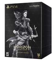 игра Horizon: Zero Dawn. Collectors Edition  PS4 - Русская версия