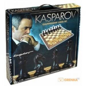 Каспаров. Набор шахмат 'Чемпион' Merchant Ambassador (MAGK802)