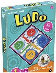 Классические детские игры 'Лудо' Merchant Ambassador (KC002)