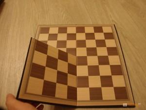 фото Классические игры 'Деревянные шашки' Merchant Ambassador (ST003) #4