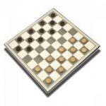 фото Классические игры 'Деревянные шашки' Merchant Ambassador (ST003) #2