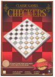 Классические игры 'Деревянные шашки' Merchant Ambassador (ST003)