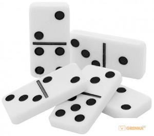фото Классические игры 'Домино' Merchant Ambassador (ST005) #2