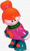 Девочка в малиновой  кофточке 'Первые друзья' Tolo (89891-3)