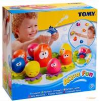 Осьминоги для игры в ванной Tomy (2756)