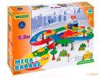 3D - гараж c трасcой 'Kid Cars' Wader (53130)