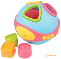 Музыкальный развивающий шарик Redbox (25604)