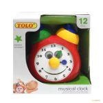 Развивающая игрушка 'Музыкальные часы' Tolo (89225)