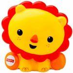 Игрушка для купания Fisher-Price 'Животные-Брызгалки, лев' (DGR68-2)