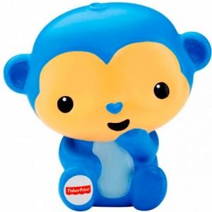 Игрушка для купания Fisher-Price 'Животные-Брызгалки, обезьянка' (DGR68-4)