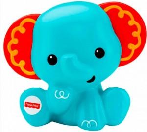 Игрушка для купания Fisher-Price 'Животные-Брызгалки, слоник' (DGR68-3)