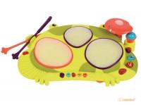 Музыкальная игрушка Battat 'Кваквафон' (свет, звук) (BX1389Z)