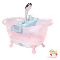 Интерактивная ванночка Zapf для куклы Baby Born 'Веселое Купание' (звук)