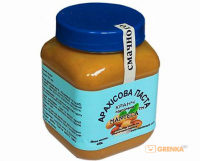Подарок Арахисовая паста Кранч подсоленная (450 г)