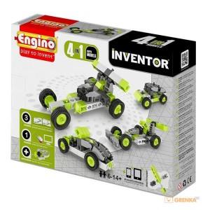 Конструктор Inventor 4 в 1 'Автомобили'