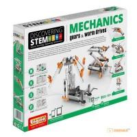 Конструктор STEM 'Механика' (шестерни и червячная передача)