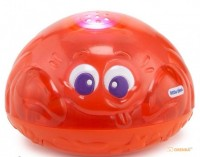 Интерактивная игрушка 'Мерцающие фонтанчики. Краб'