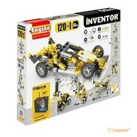 Конструктор 'Inventor Motorized' 120 в 1 (с электродвигателем)