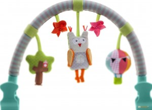 фото Игрушка-подвеска Taf Toys 'Дрожащая Сова' #2