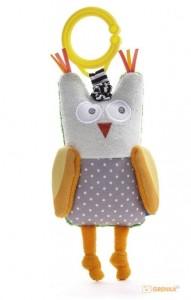 фото Игрушка-подвеска Taf Toys 'Дрожащая Сова' #3