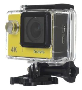 фото Экшн-камера Bravis A3 Yellow (BRAVISA3y) #9