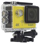 фото Экшн-камера Bravis A3 Yellow (BRAVISA3y) #8